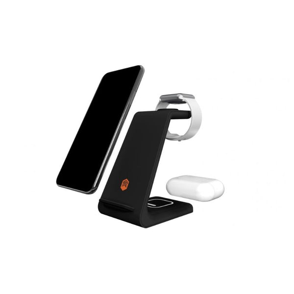 Buy new multi device charging station from STM that compatible with iphone/airpods/ apple watch the authentic accessories with afterpay & Free express shipping.
