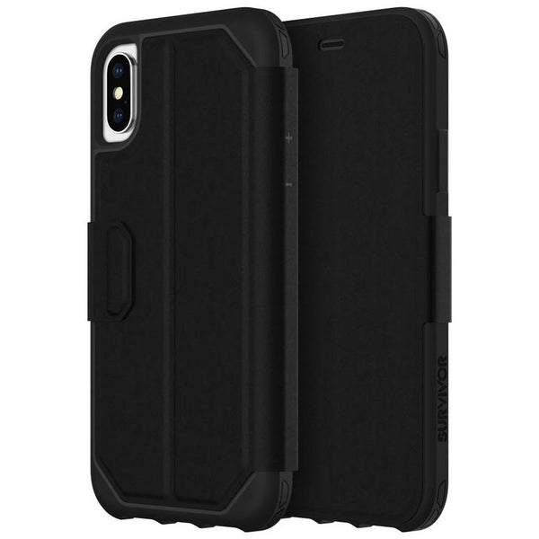 Griffin Australia survivor strong flip case for iPhone XS max Black. Shop online and save
