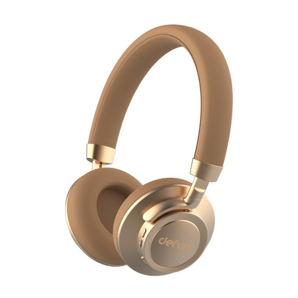 The latest bluetooth headphones from defunc come with gold color make it more elegant and high quality, shop online at syntricate with free shipping Australia wide.