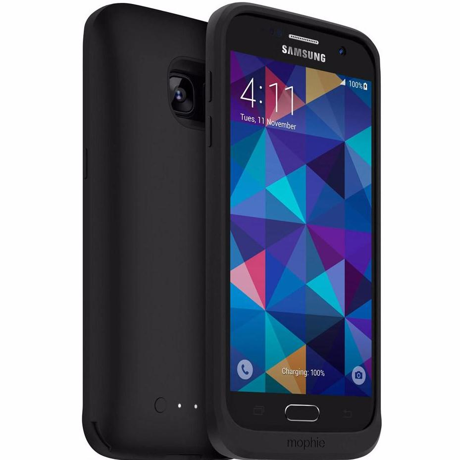 Trusted official online store to shop and buy Mophie Juice Pack Wireless Charging Battery 2950mAh Case for Samsung Galaxy S7- Black. Authorized distributor offer free express shipping Australia wide. Australia Stock