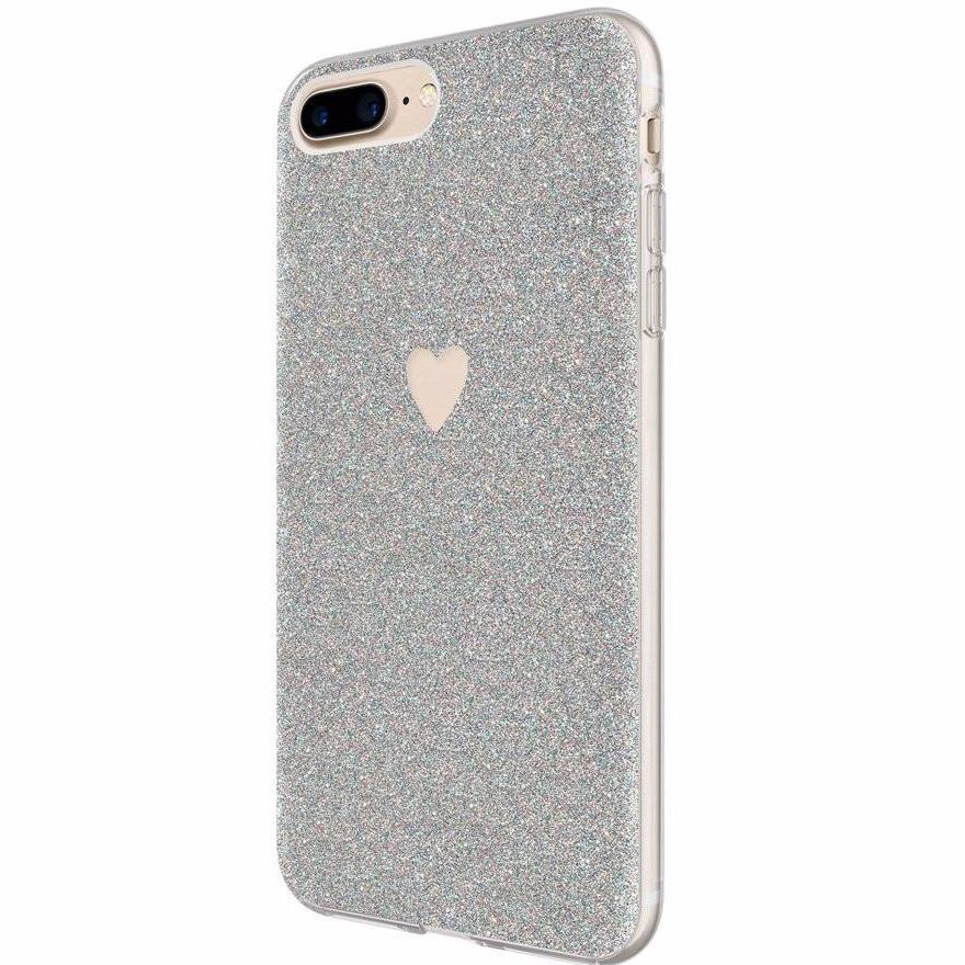 Incipio Design Series multi-glitter pointillist pattern Case for iPhone 8 Plus/7 Plus - Amour Australia Stock