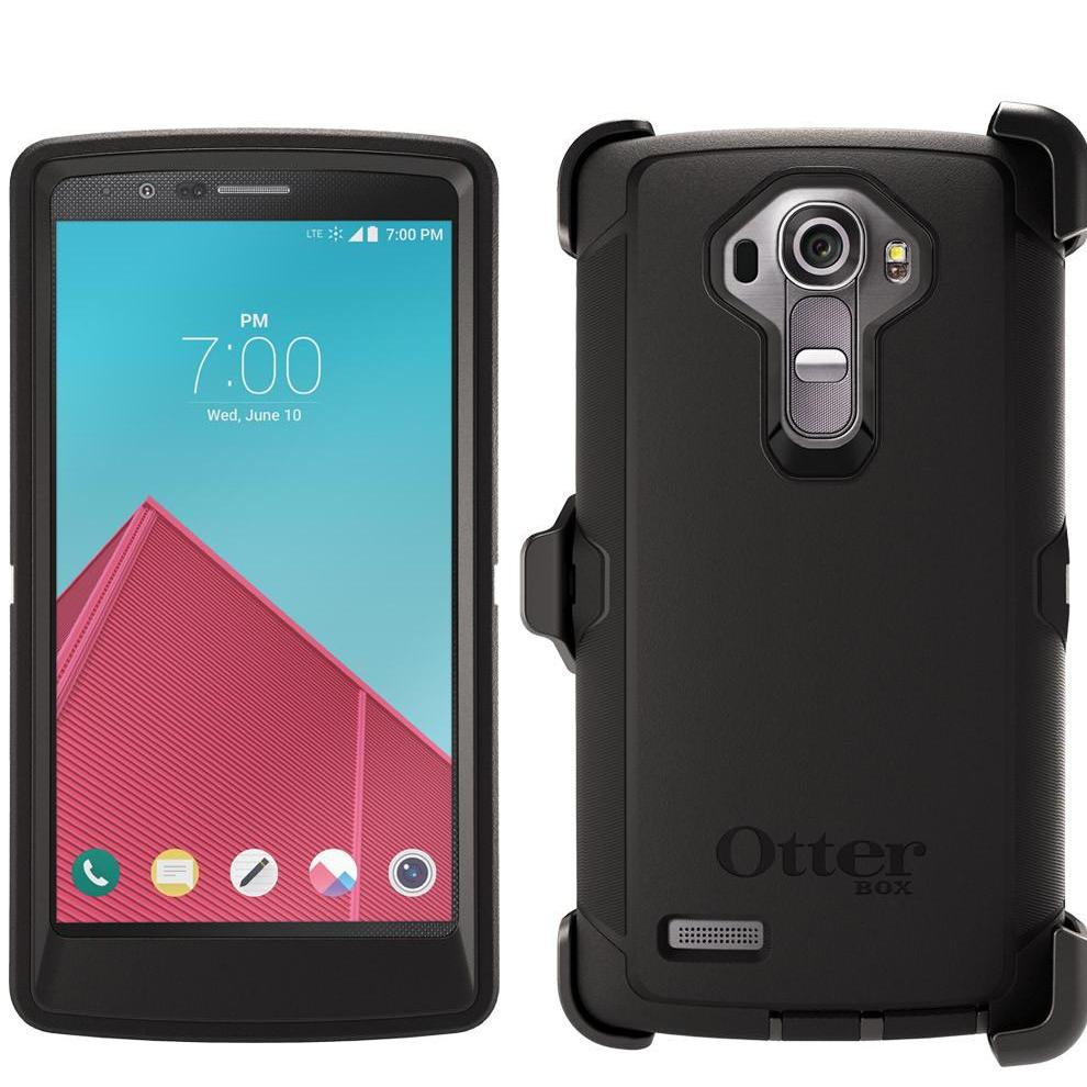 place to buy from online store for OtterBox Defender Series Case for LG G4 - Black. Free shipping Australia wide. Australia Stock