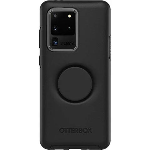 "Shop Australia stock OTTERBOX Otter + Pop Symmetry Case For Galaxy S20 Ultra 5G (6.9"") - Black with free shipping online. Shop OtterBox collections with afterpay"