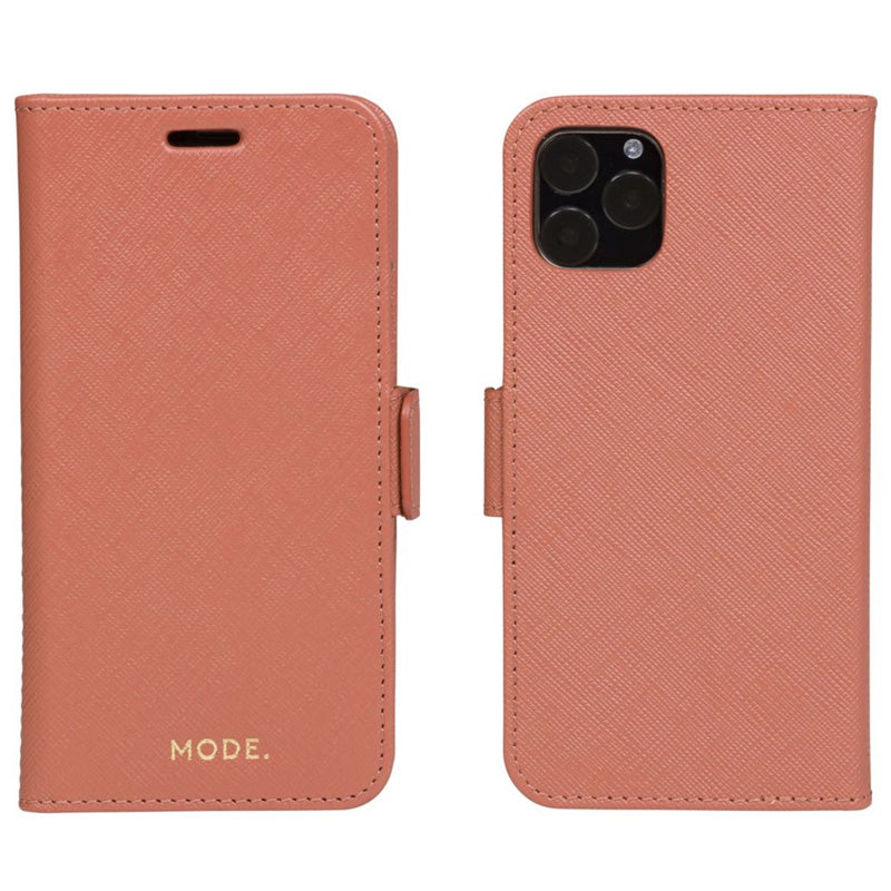 Shop Australia stock DBRAMANTE 1928 Mode New York Saffiano Leather Folio Case For iPhone 11 Pro (5.8-Inch) - Rusty Rose with free shipping online. Shop Dbramante1928 collections with afterpay Australia Stock