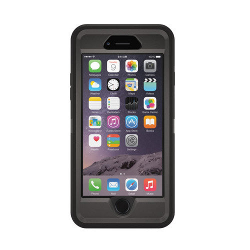Shop Australia stock OtterBox Defender Series case for Apple iPhone 6S/6 - Black with free shipping online. Shop OtterBox collections with afterpay Australia Stock