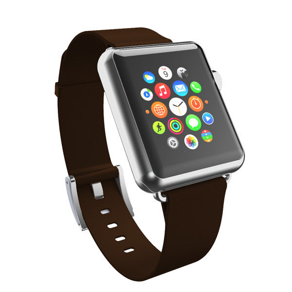 Shop Australia stock Incipio Premium Leather Band for Apple Watch 38mm -Espresso with free shipping online. Shop Incipio collections with afterpay