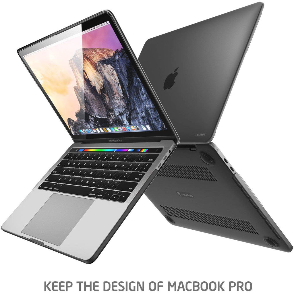 Get the latest stock HALO HARD SHELL CASE FOR MACBOOK PRO 15 INCH WITH TOUCH BAR - FROST/BLACK FROM I-BLASON free shipping & afterpay. Australia Stock
