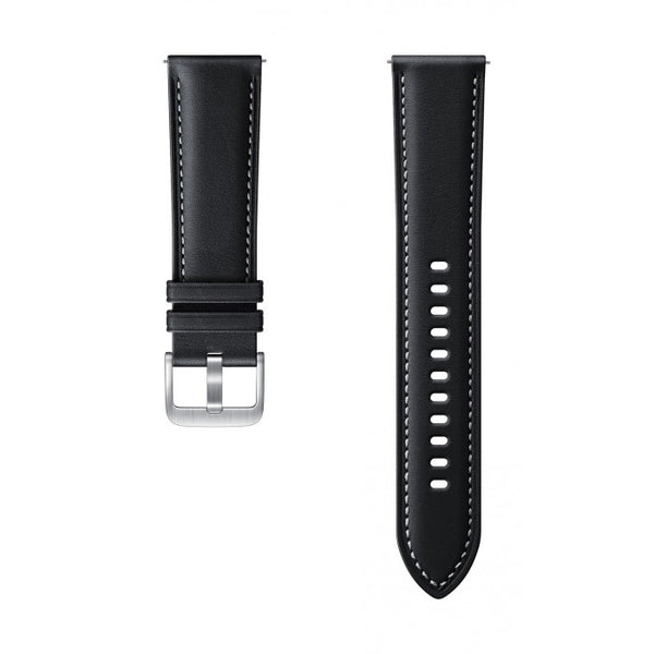 place to buy online local stock leather straps watch band for samsung galaxy watch 3 20mm australia