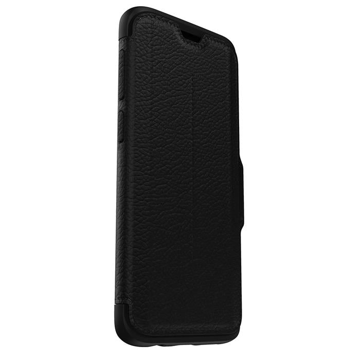 quality design fa1e1 2c4cf Otterbox Symmetry Strada Leather Folio Case Samsung Galaxy S9 - Shadow