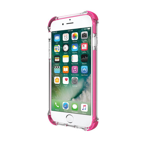Shop Australia stock Incipio Reprieve [Sport] Rugged Case for iPhone 8/iPhone 7 - Clear/Pink with free shipping online. Shop Incipio collections with afterpay