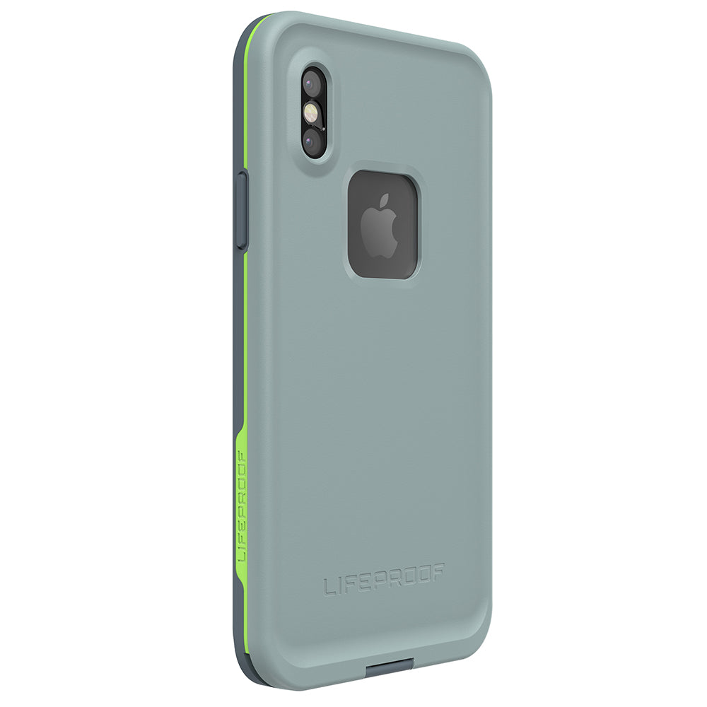 back side view of grey case from lifeproof fre Australia Stock
