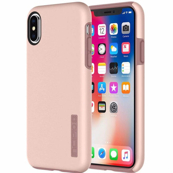 The one and only trusted online store to buy and shop Incipio Dualpro Protective Case For Iphone X - Iridescent Rose Gold. Free express shipping Australia wide from authorized distributor Syntricate.