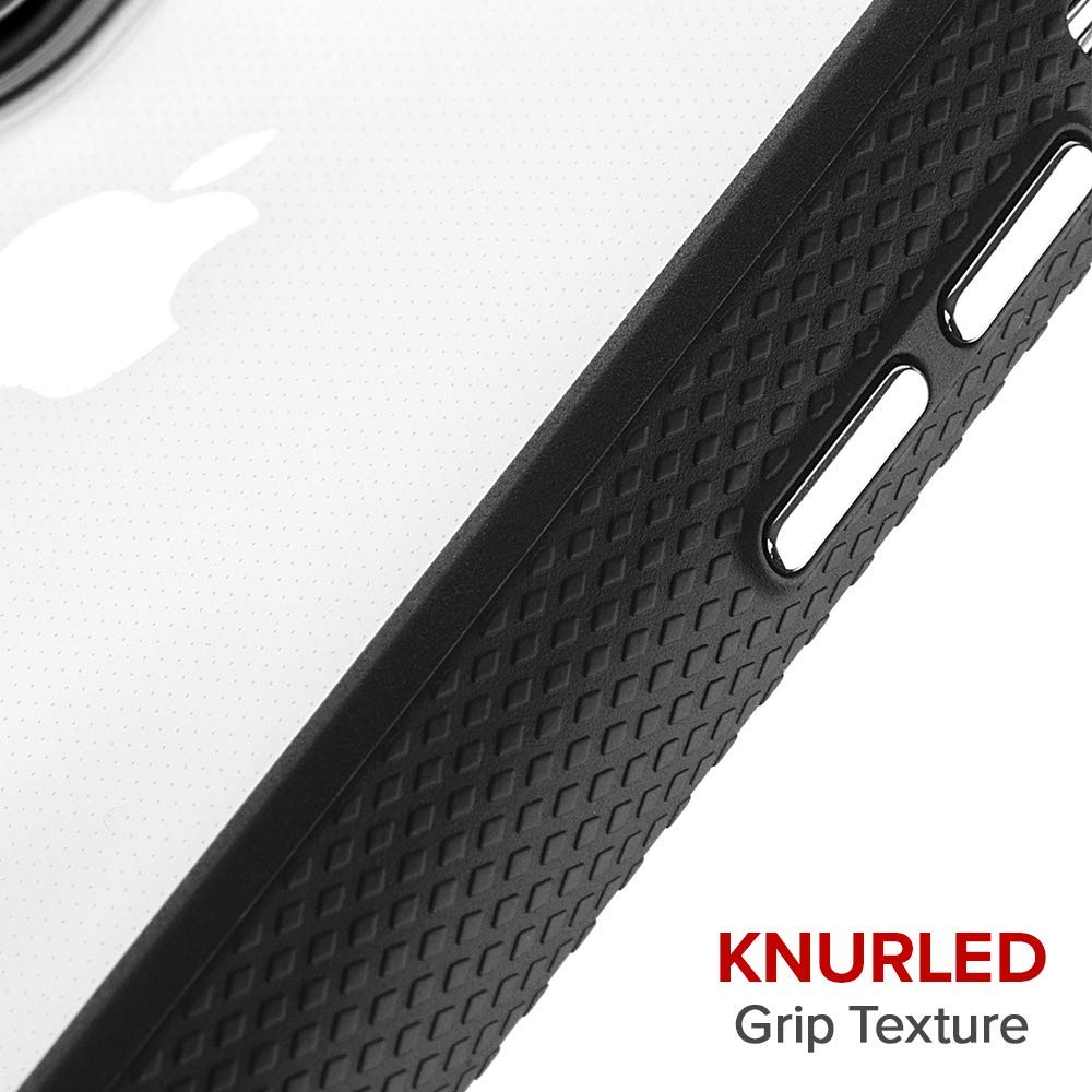 CASEMATE TRANSLUCENT PROTECTION CASE FOR IPHONE XR - CLEAR/BLACK Australia Stock
