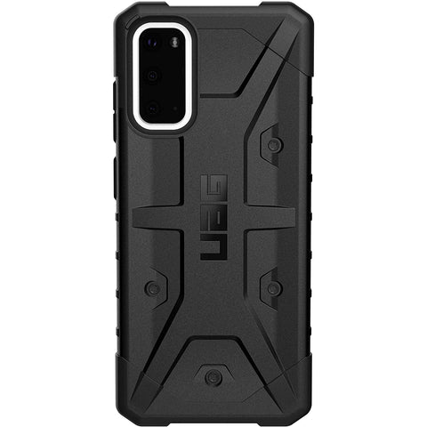 "Shop Australia stock UAG Pathfinder Rugged Case For Galaxy S20 (6.2"") - Black with free shipping online. Shop UAG collections with afterpay"