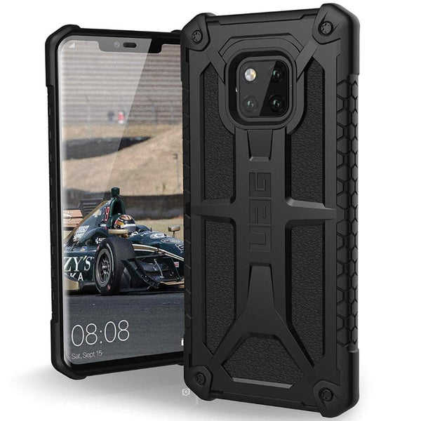black case for huawei mate 20 pro. genuine case from uag australia