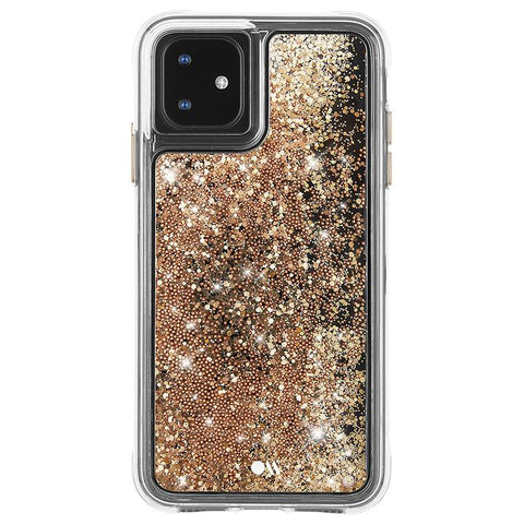 "Shop Australia stock CaseMate Waterfall Case For iPhone 11 (6.1"")  - Gold with free shipping online. Shop Casemate collections with afterpay"