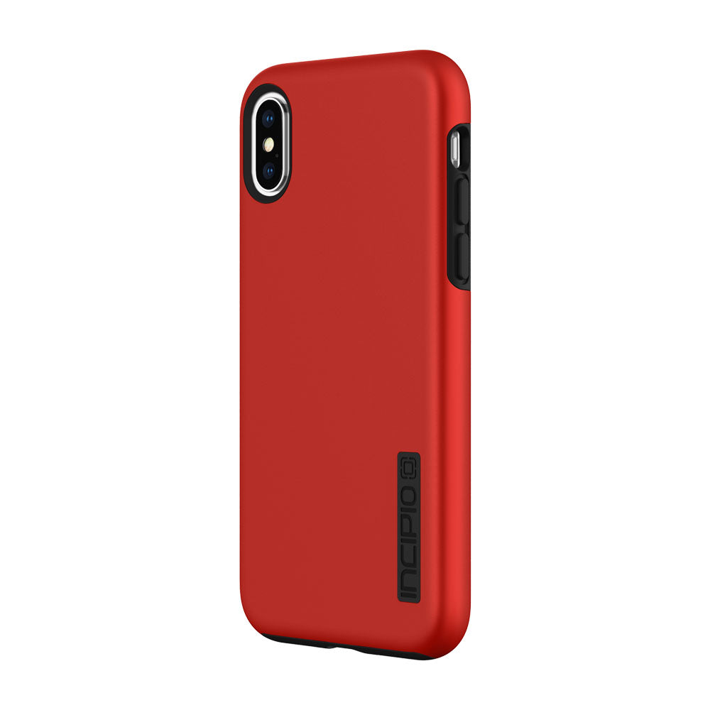 Shop Australia stock INCIPIO DUALPRO DUAL LAYER PROTECTIVE CASE FOR IPHONE XS MAX - RED/BLACK with free shipping online. Shop Incipio collections with afterpay Australia Stock