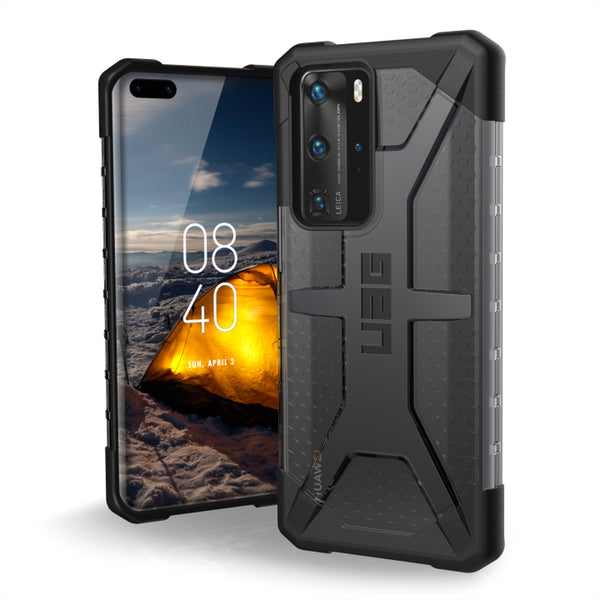 uag rugged slim case for huawei p40 5g black case with afterpay payment at syntricate australia