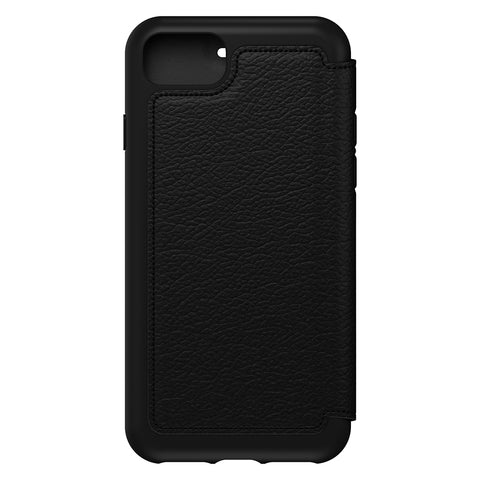 order now leather folio case from otterbox for iphone se 2020 iphone 8/7