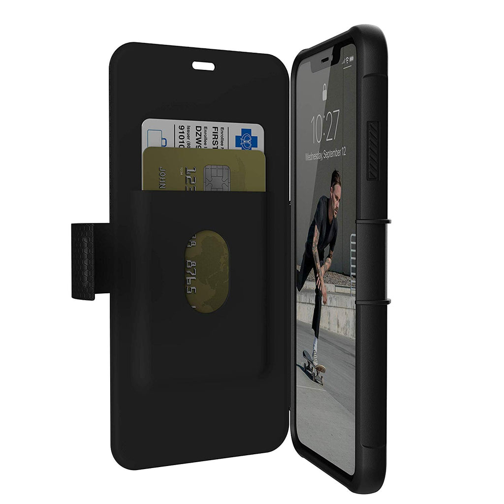 Shop Australia stock UAG METROPOLIS CARD FOLIO CASE FOR IPHONE XS MAX - BLACK with free shipping online. Shop UAG collections with afterpay Australia Stock