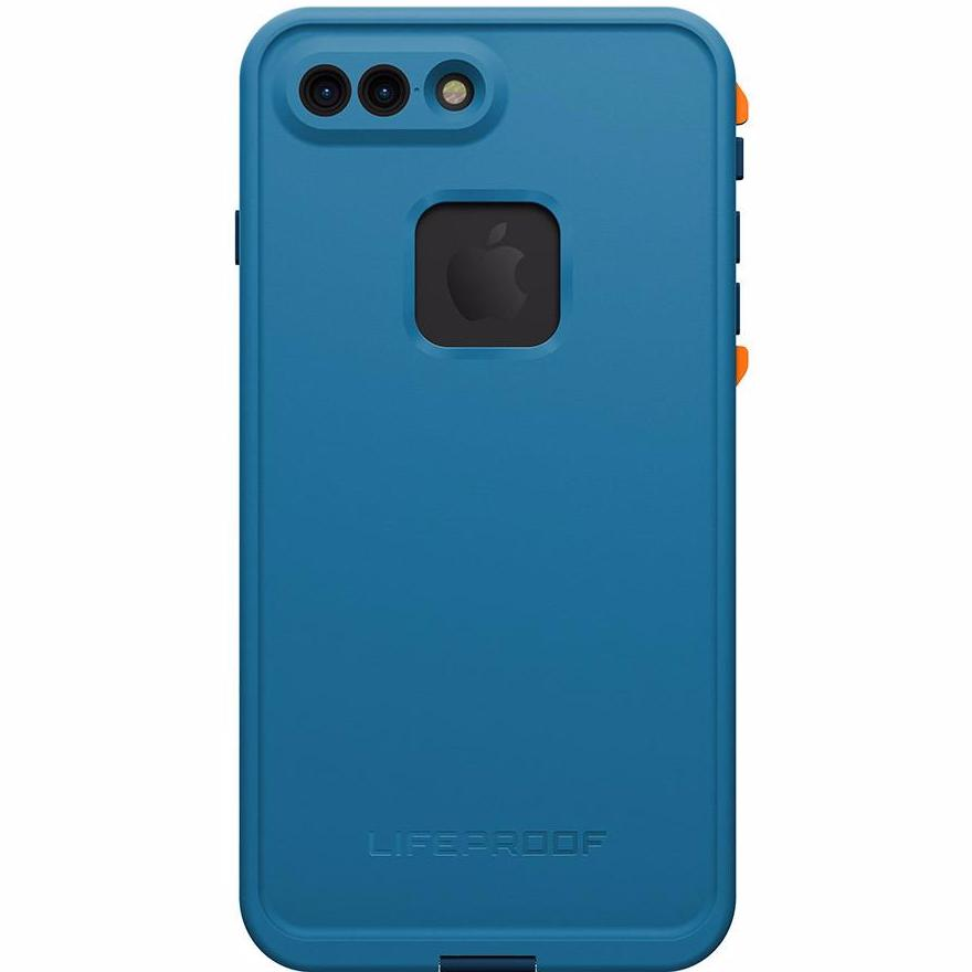 iPhone 7+ Plus Lifeproof Fre Built-in Scratch Protector Waterproof Blue Case Australia Wide Free Express Shipping Australia Stock