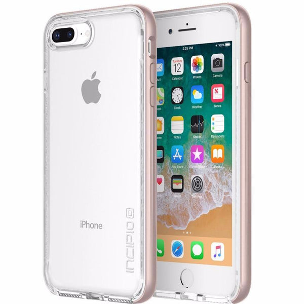 Trusted online store to shop and buy genuine Incipio Octane Lux Metallic Bumpers Case For Iphone 8 Plus/7 Plus - Rose Gold . Free express shipping Australia wide from authorized distributor. Best place of deals and price you have ever seen.