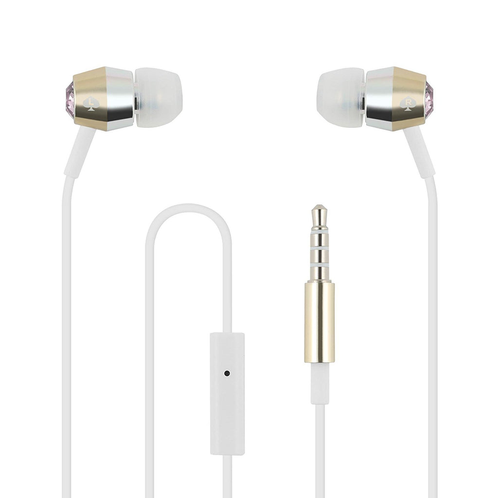 Buy new earphone from Kate spade New york Australia with afterpay and free shipping Australia Stock