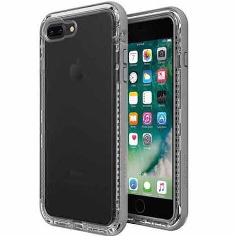 official store to buy Lifeproof Next Series Rugged Case For Iphone 8 Plus/7 Plus - Clear/Grey. Free shipping express australia wide and authorized distributor, trusted online store.