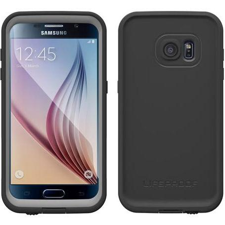 Lifeproof Fre Waterproof Case for Galaxy S7 - Black
