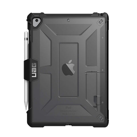 Place to buy ARMOUR PLASMA SHELL CASE FOR IPAD 9.7(6TH/5TH GEN) - ASH/BLACK FROM UAG collections with afterpay.
