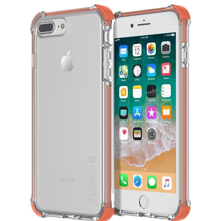 Shop Australia stock Incipio Reprieve [Sport] Rugged Case for iPhone 8 Plus/7 Plus - Coral/Clear with free shipping online. Shop Incipio collections with afterpay Australia Stock