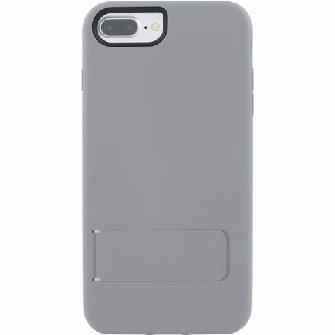 INCIPIO KIDDY LOCK CHILDPROOF HOME BUTTON CASE FOR IPHONE 8 PLUS/7 PLUS/6S PLUS - WHITE/GREY
