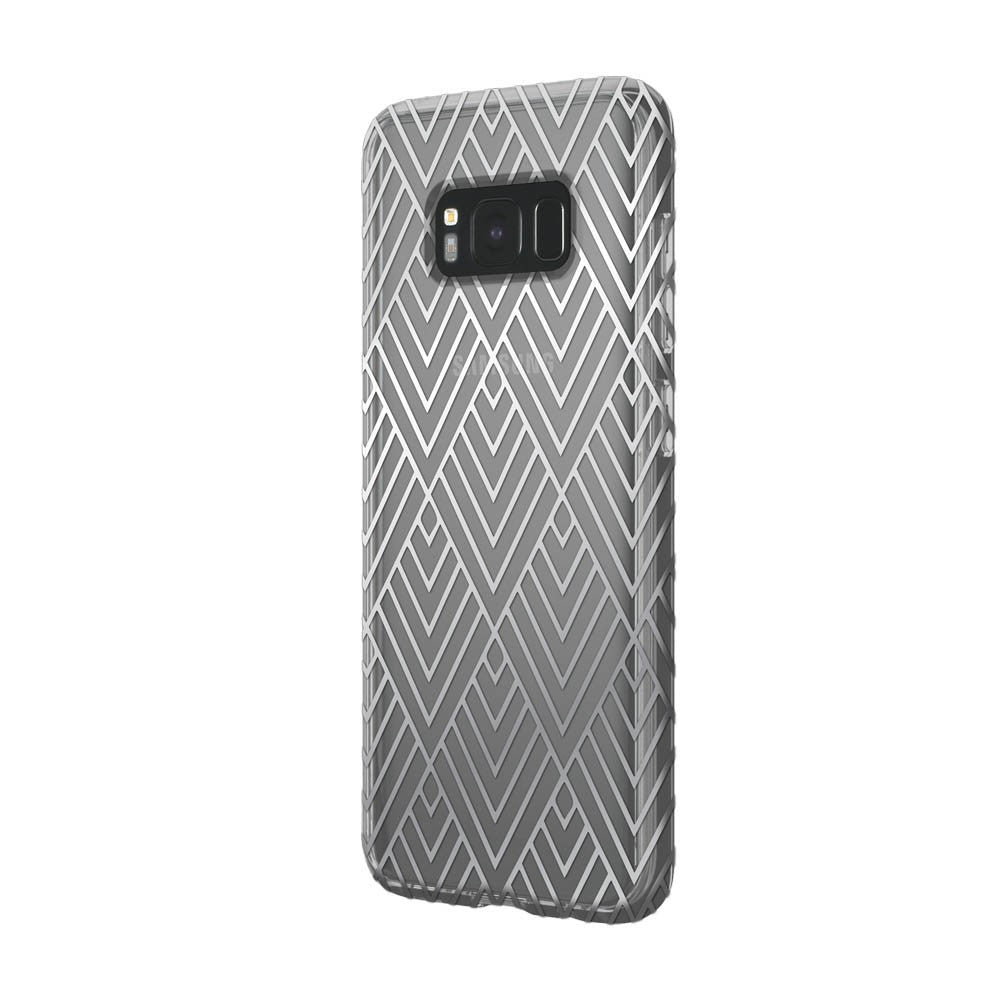 Shop Australia stock INCIPIO DESIGN SERIES CLASSIC CASE FOR GALAXY S8 - SILVER PRISM with free shipping online. Shop Incipio collections with afterpay Australia Stock