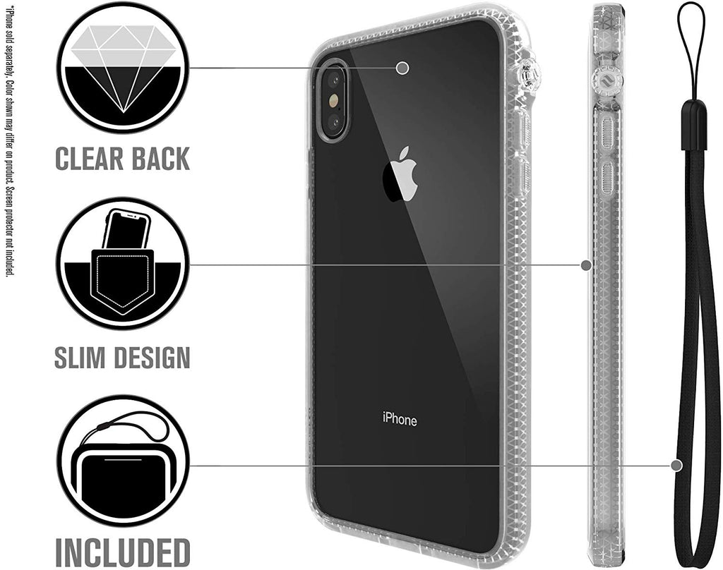Shop Australia stock CATALYST IMPACT PROTECTION CASE FOR IPHONE XS/X - CLEAR with free shipping online. Shop Catalyst collections with afterpay Australia Stock