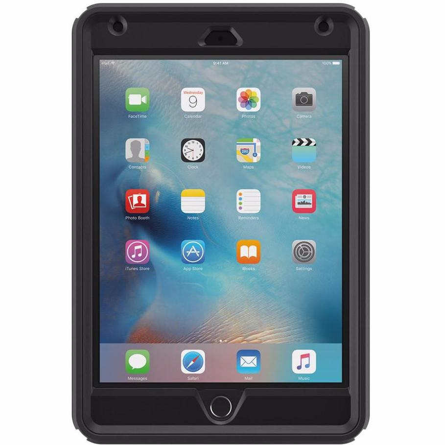 store to buy online for OtterBox Defender Rugged Case for iPad Mini 4 - Black. Free shipping Australia from Authorized distributor. Australia Stock
