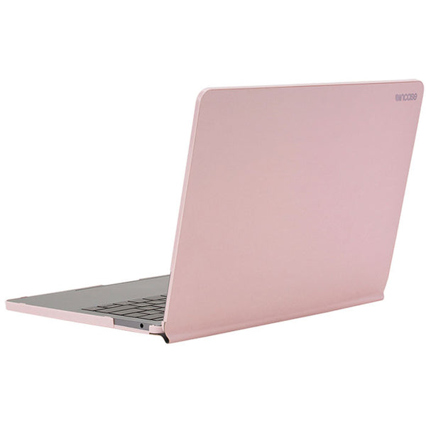 Incase Snap Jacket Protective Case For Macbook Pro 13 Inch (Usb-c) - Rose Quartz
