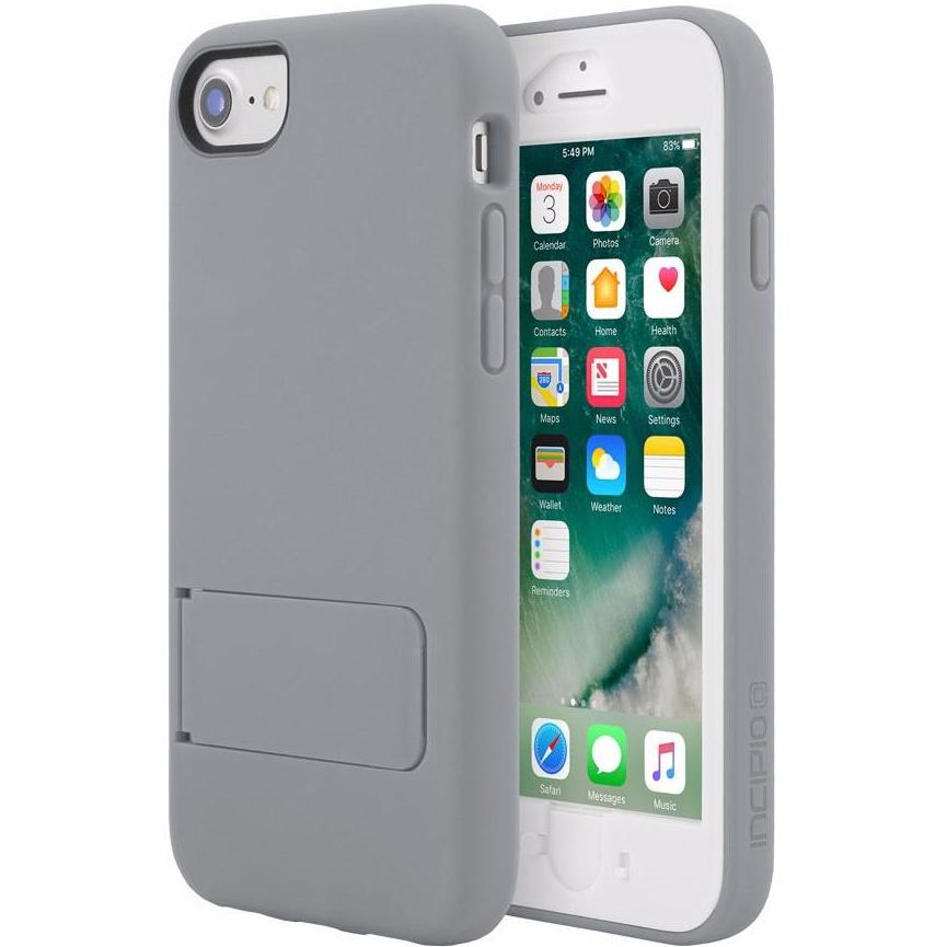 The one and only trusted online store offer free express shipping Australia to shop and buy genuine incipio kiddy lock childproof home button case for iphone 8/7/6/6s white/grey. Best lowest and cheapest price only on Syntricate. Australia Stock
