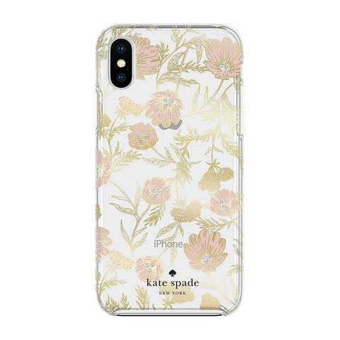 Kate Spade New York flower pattern case for iPhone Xs & iPhone X
