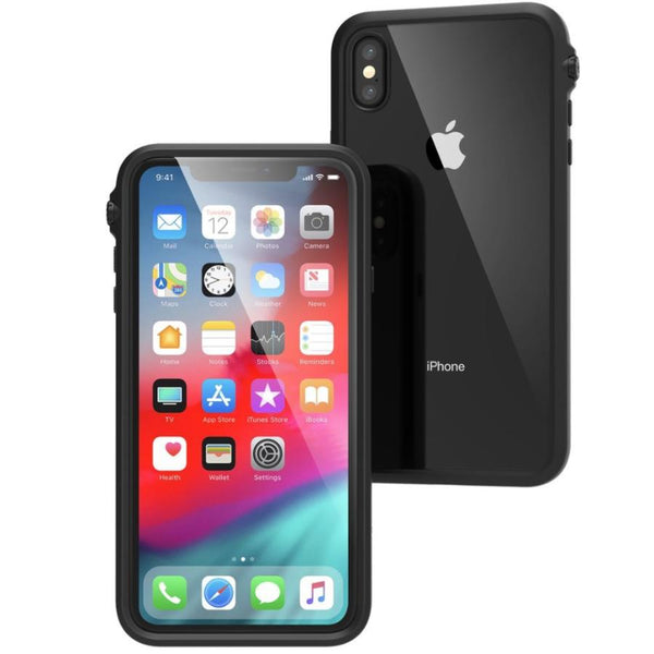 Get the latest IMPACT PROTECTION CASE FOR IPHONE XS/X - STEALTH BLACK FROM CATALYST with free shipping online.