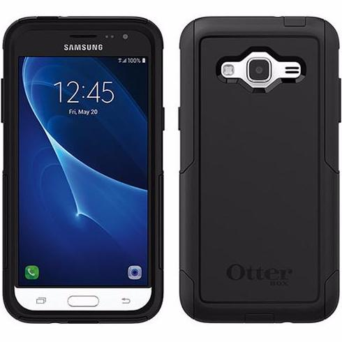the one and only online place to buy OtterBox Commuter Slim Tough Case for Galaxy J3 (2016) / J3 V - Black. Free shipping express australia.
