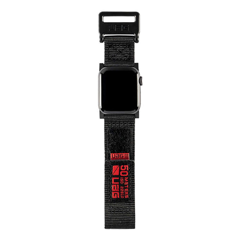 black straps from uag for apple watch series 1/2/3/4