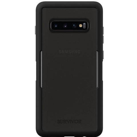 black rugged case for new samsung galaxy s10. buy online with free shipping only at syntricate