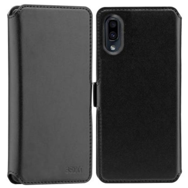 samsung a20/a30 folio leather case from 3sixt australia