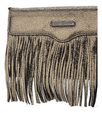 Shop Australia stock Rebecca Minkoff Universal Fringe Tech Leather Crossbody - Cracked Anthracite with free shipping online. Shop Rebecca Minkoff collections with afterpay
