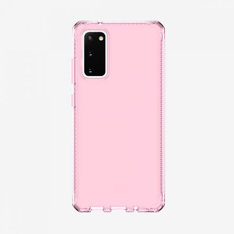 new style rugged case with spectrum design and clear slim case for Galaxy S20 (FE) 5G from itskins the authentic accessories with afterpay & Free express shipping.