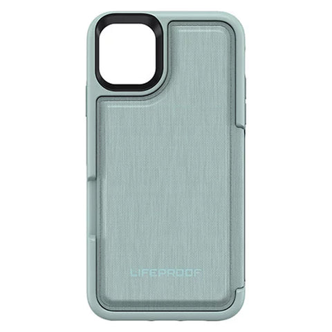 "Shop Australia stock LifeProof Flip Wallet Case for Iphone 11 Pro Max (6.5"")  - Water Lilly with free shipping online. Shop Lifeproof collections with afterpay"