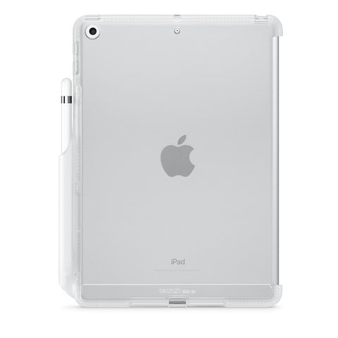 Shop Australia stock TECH21 Impact Clear case W/Pencil Holder for iPad 9.7-INCH (6TH/5TH GEN) - Matte with free shipping online. Shop TECH21 collections with afterpay