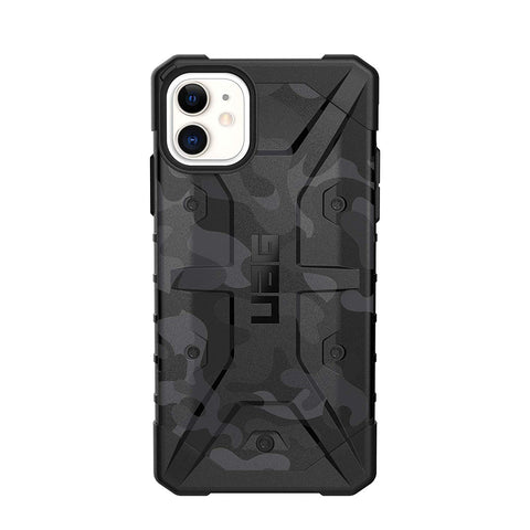 "Shop Australia stock UAG Pathfinder SE Feather-Light Rugged Case For iPhone 11 (6.1"") - Midnight Camo with free shipping online. Shop UAG collections with afterpay"