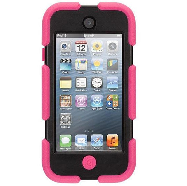 Shop Australia stock GRIFFIN SURVIVOR ALL-TERRAIN RUGGED CASE FOR iPOD TOUCH 6TH/5TH GEN - PINK/BLACK with free shipping online. Shop Griffin collections with afterpay Australia Stock
