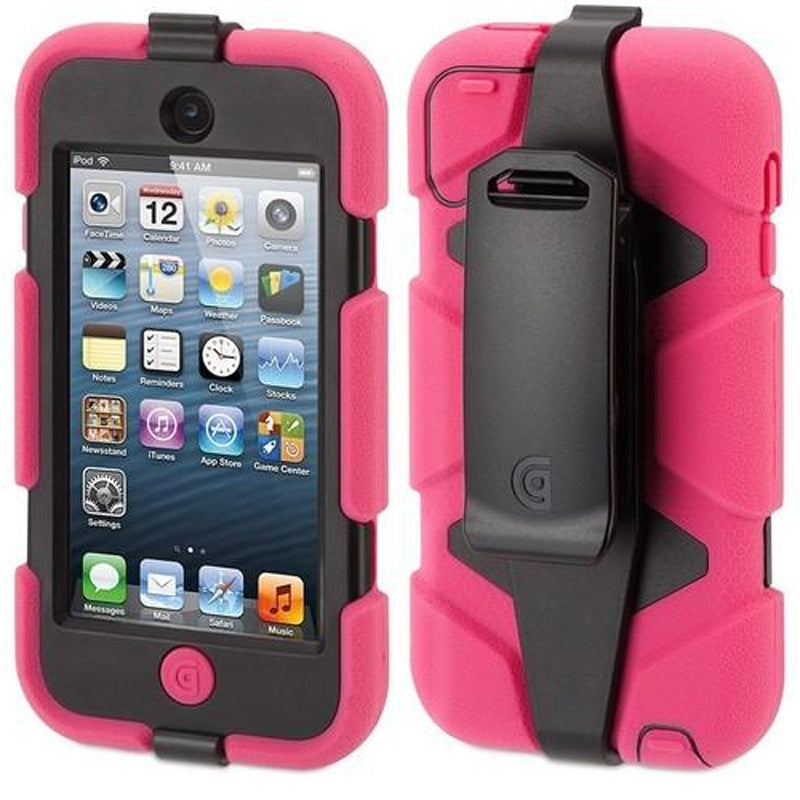 griffin all terrain ipod 5th and 6th gen case pink. Rugged case for ipod Australia Stock